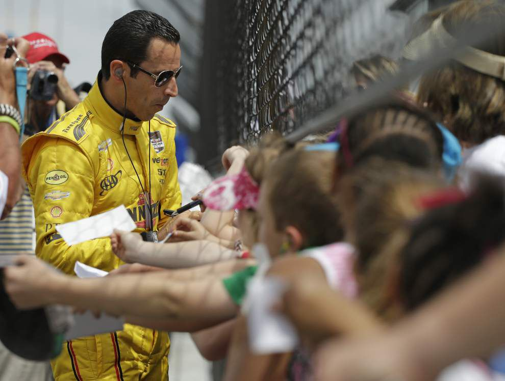 At Indy 500, Helio Castroneves takes another shot at win No. 4 _lowres
