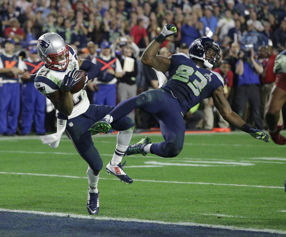 Patriots edge Seahawks 28-24 in Super Bowl XLIX to give quarterback Tom Brady his fourth title _lowres