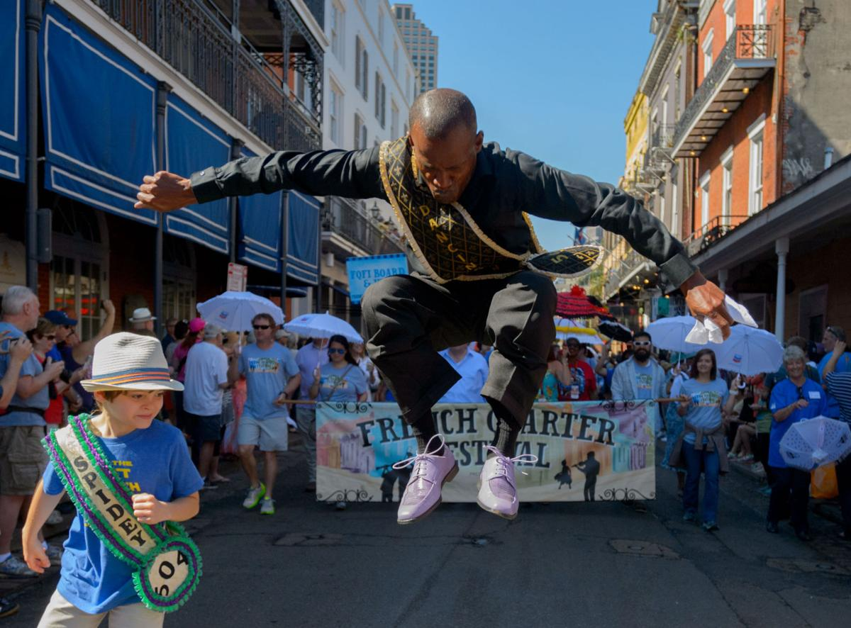 Need weekend plans nine things to do in new orleans april for Things to do today in new orleans