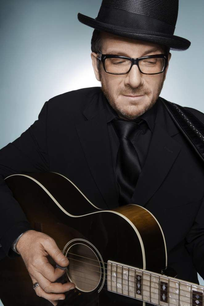 Elvis Costello to play solo show in New Orleans _lowres