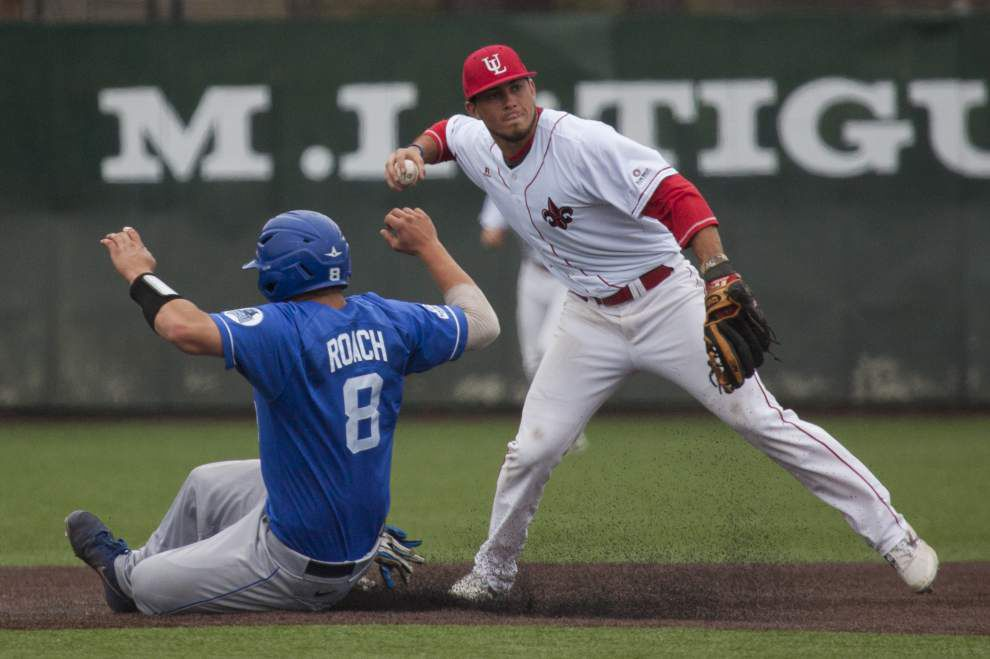 It's a whole new ballgame for the Ragin' Cajuns on the diamond _lowres