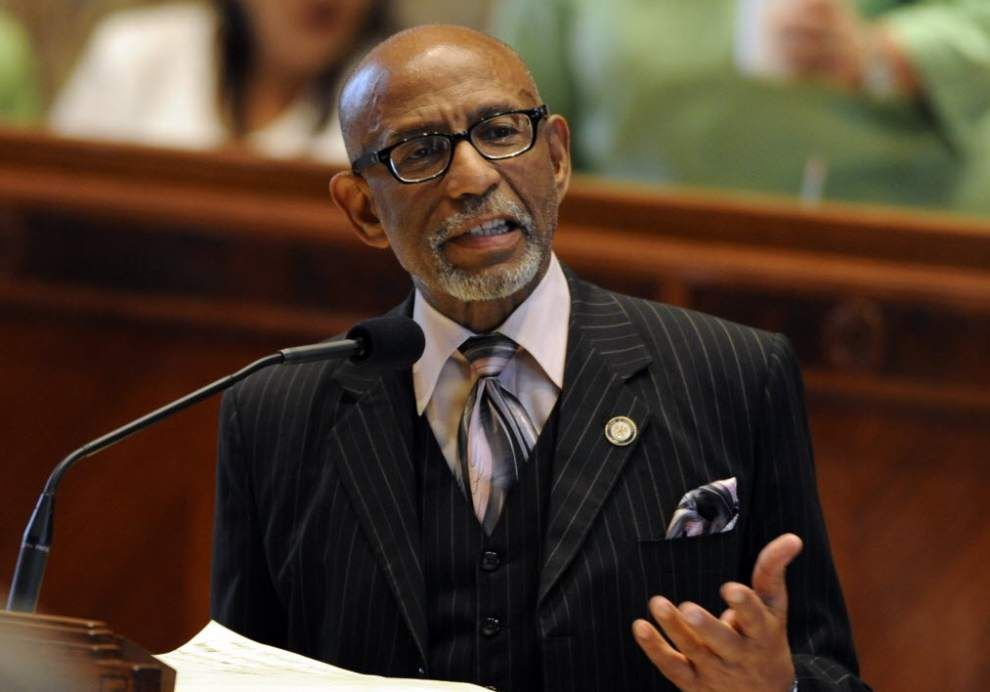 Louisiana Sen. Elbert Guillory calls Rep. Ted James a Chihuahua, hangs up on radio interview _lowres