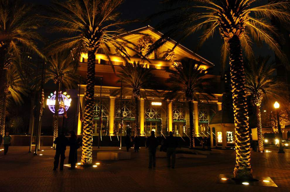 Legislation allowing Harrah's New Orleans to cut hundreds of jobs halted at State Capitol _lowres