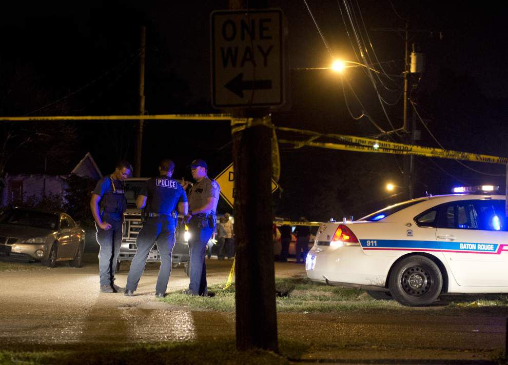 Violent crime overall takes a dip in Baton Rouge, but murders inched up from 49 cases in 2013 to 53 last year _lowres