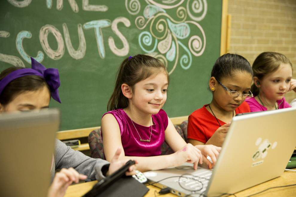 Girl Scouts introduce online platform for Digital Cookie sales _lowres