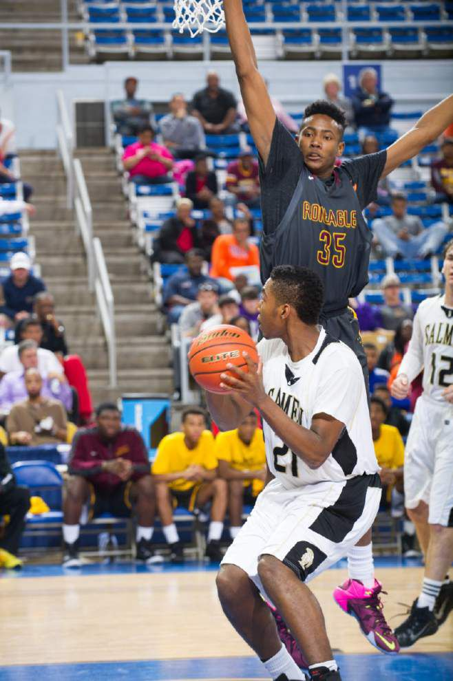 Salmen, Landry-Walker to collide in All-New Orleans area Class 4A final _lowres