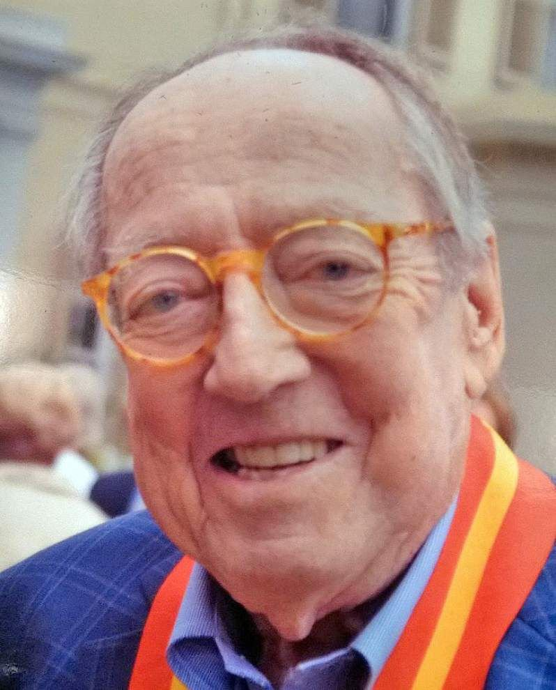 Well-known New Orleans businessman, former Rex Boatner Reily III dies _lowres