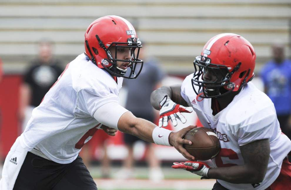 Johnson: Brooks Haack should be the Cajuns' new starter at quarterback _lowres