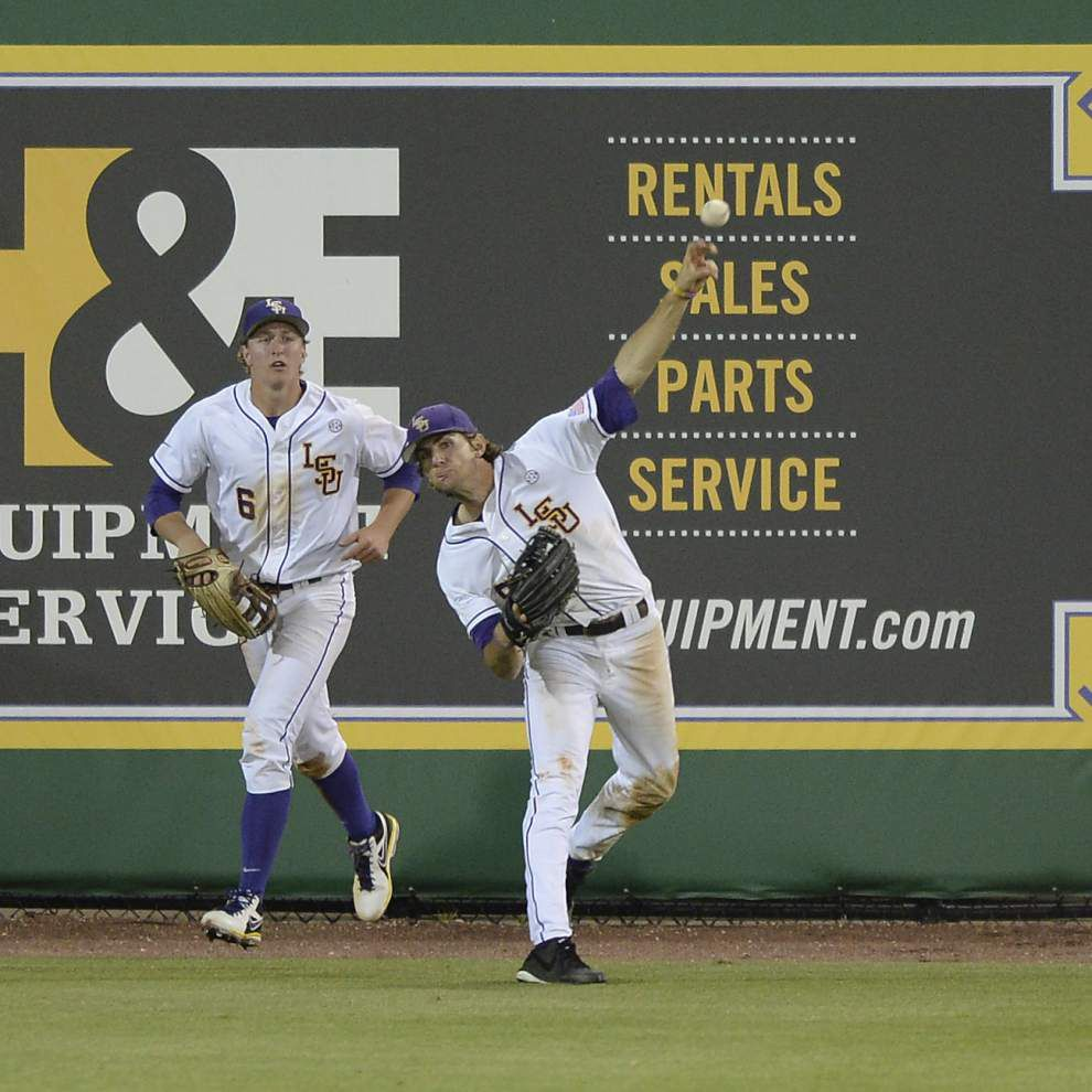 LSU baseball pregame: Arkansas at LSU _lowres
