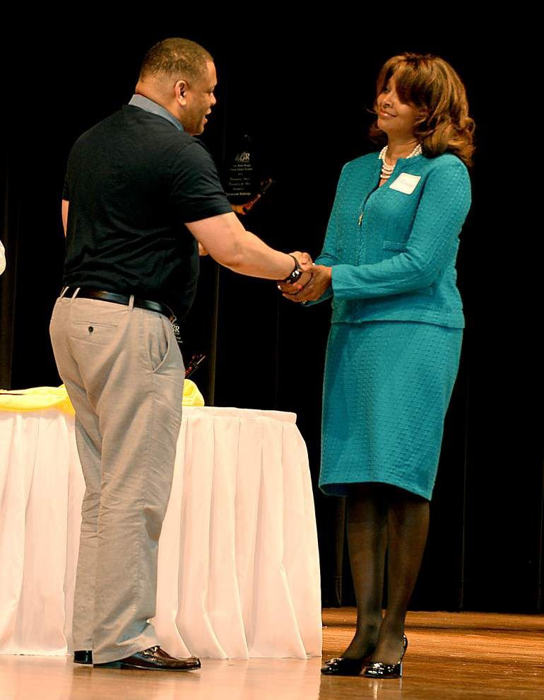 Three EBR educators earn Teacher of Year honors _lowres
