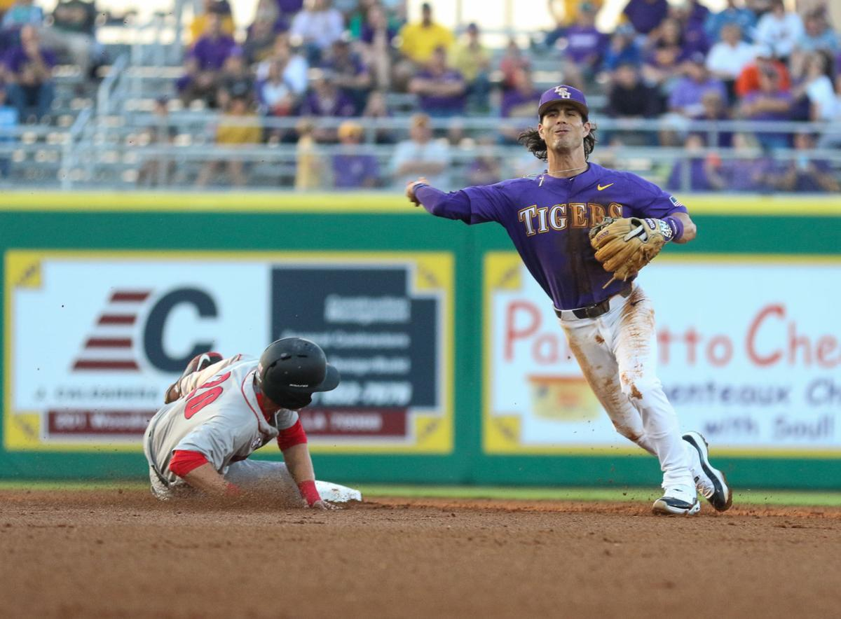 LSU vs Georgia Game 2