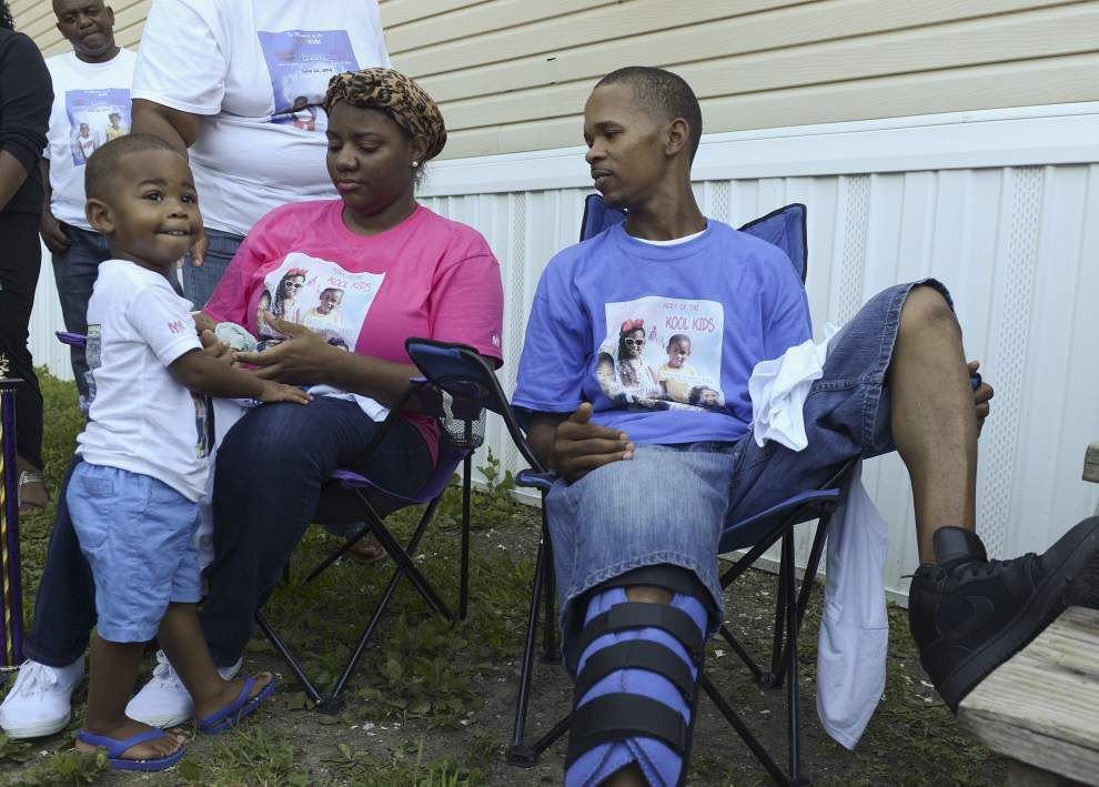 Geismar grieves for youths killed while fishing on Bluff Road _lowres
