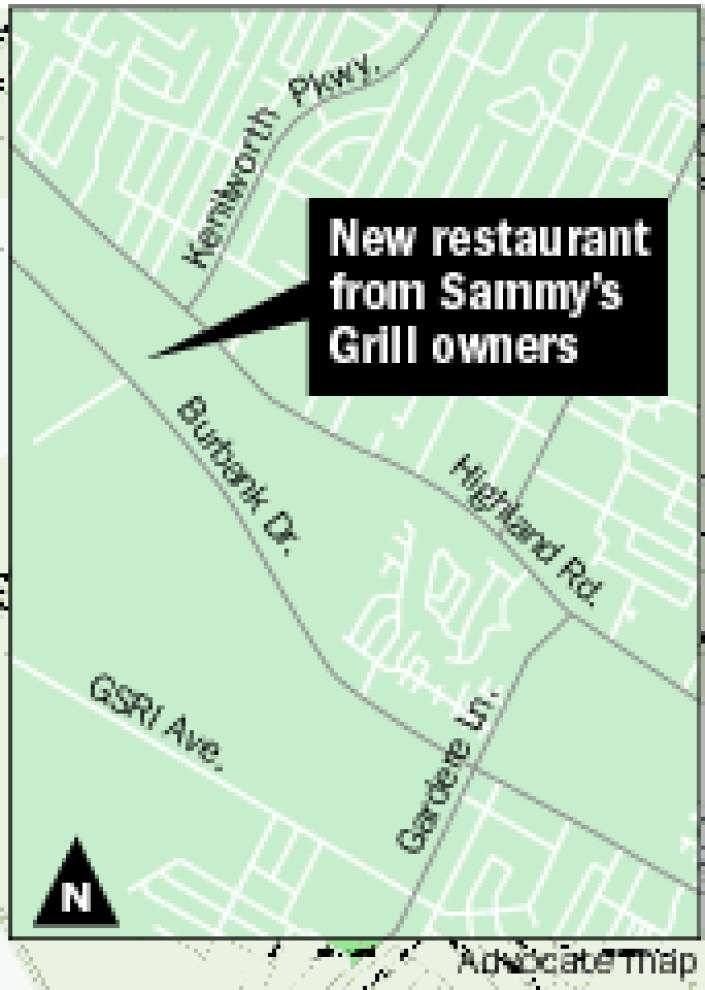 Sammy's owners plan Burbank sports bar _lowres