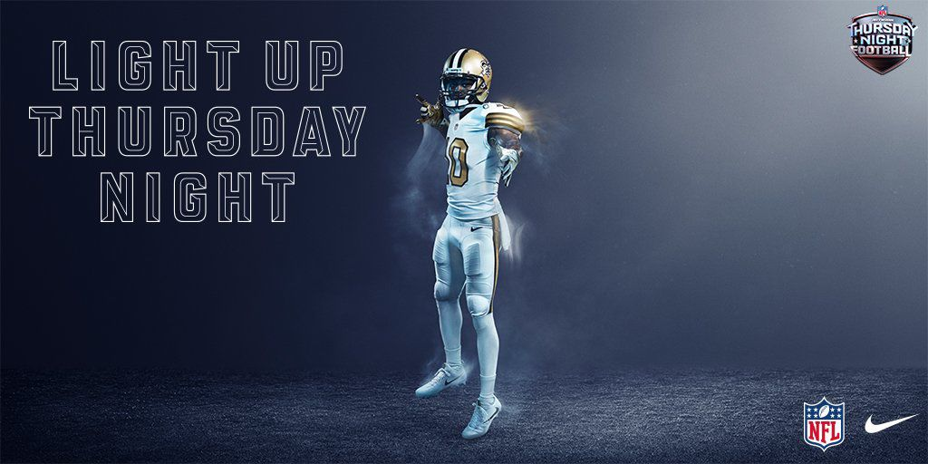Saints Color Rush