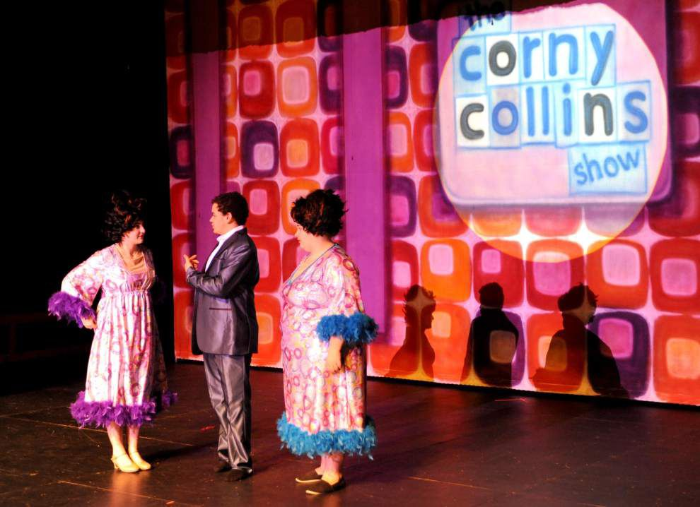 Students set to put on 'Hairspray' _lowres