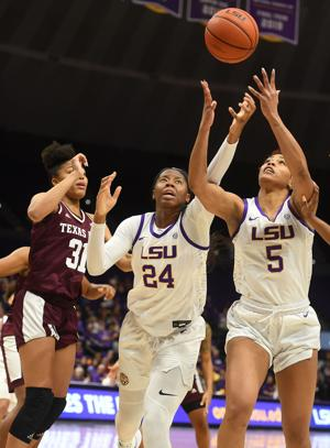 Respect for LSU's Mitchell goes beyond the court