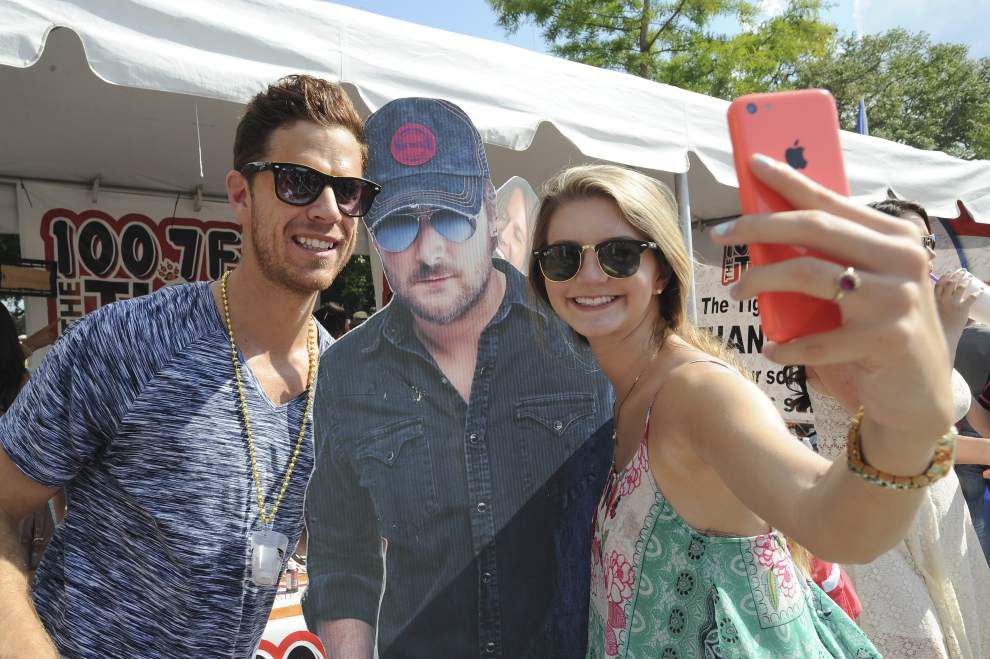 Photos: Bayou Country Superfest Fan Fest on Saturday _lowres