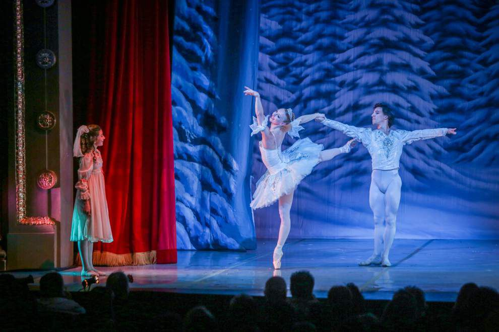 Ballet Hysell, Delta Festival Ballet each stage a classic holiday 'Nutcracker' _lowres