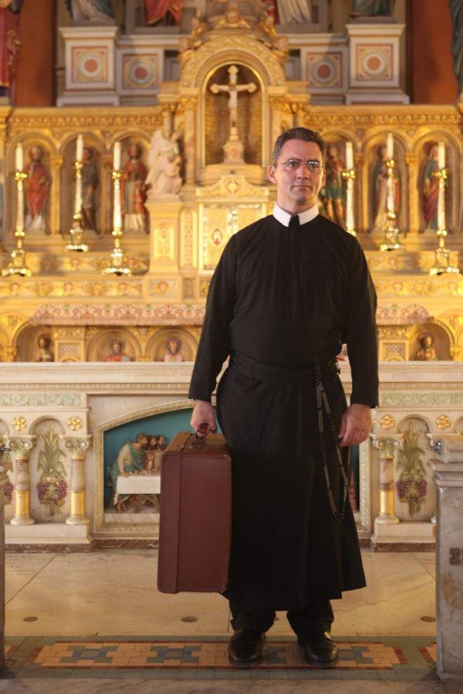 Beatified N.O. priest Father Seelos honored with one-man play on WYES _lowres