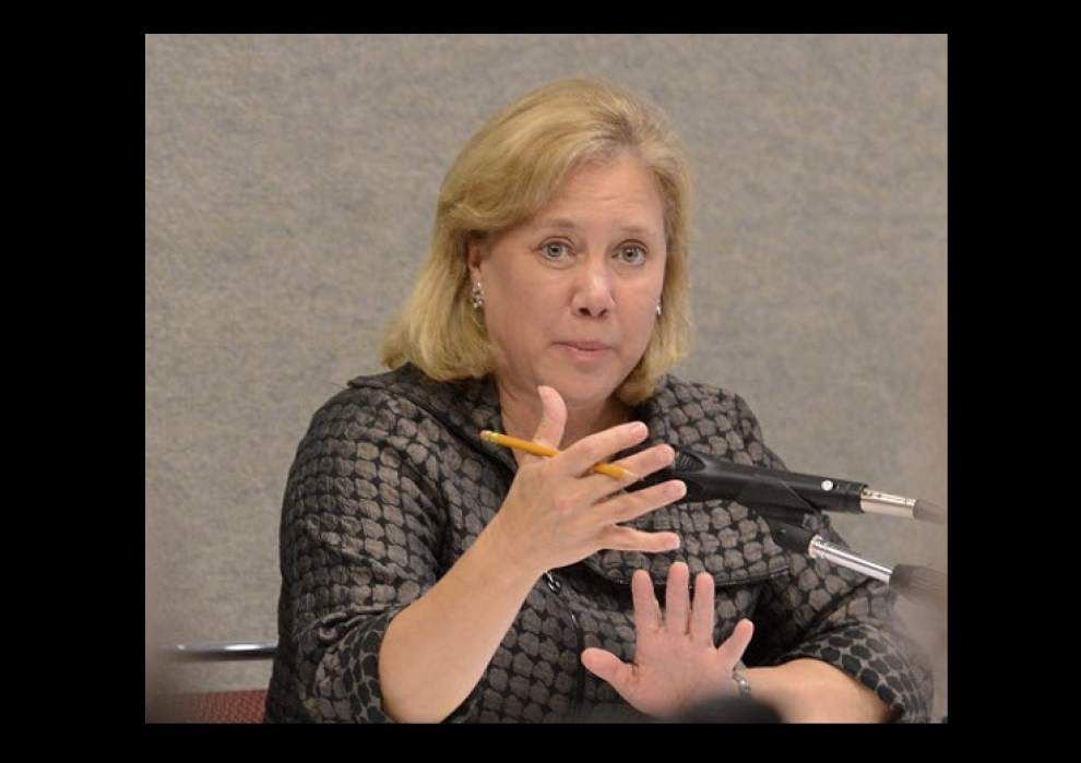 Landrieu shakes up campaign staff _lowres