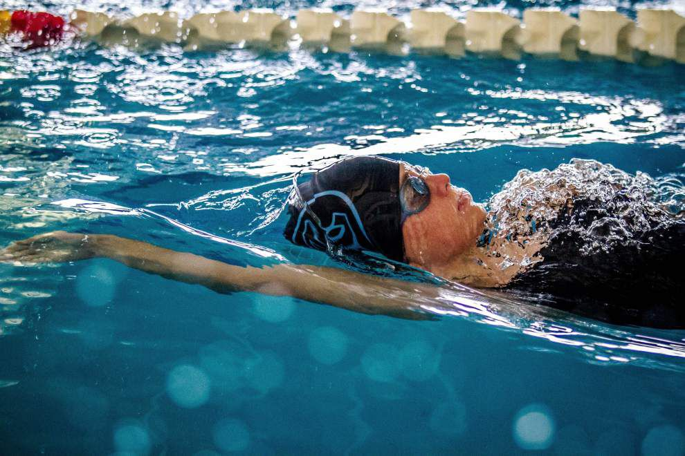 Zachary makes waves for swim competition _lowres