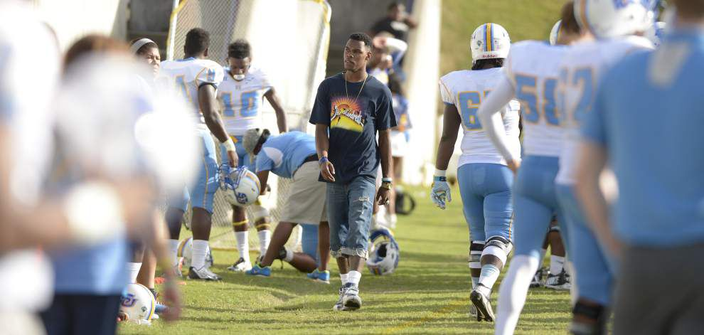 Southern quarterback Deonte Shorts sits out game against Alcorn State _lowres