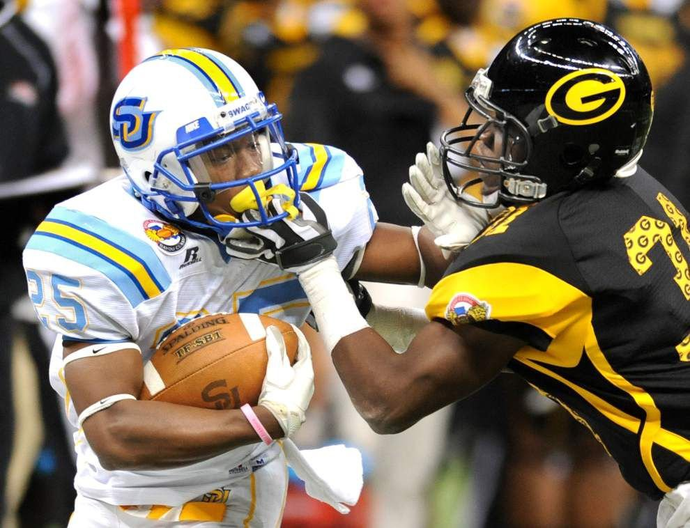 With a SWAC title-game berth on the line, the spice is back in the Bayou Classic _lowres