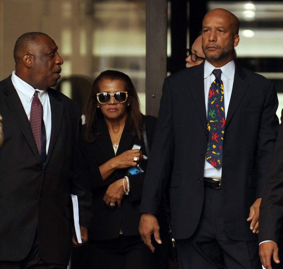 Nagin appeals corruption conviction, sentence _lowres