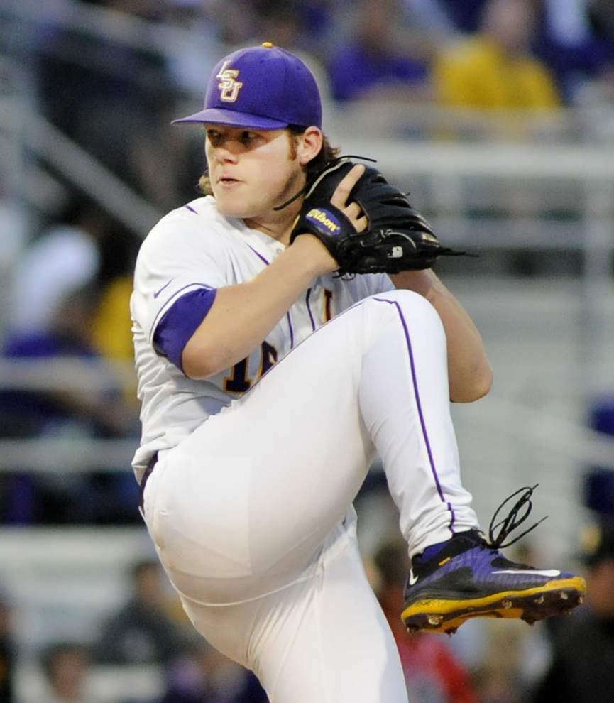 SEC baseball tournament preview: Burning questions for LSU, players to watch and the team to beat _lowres