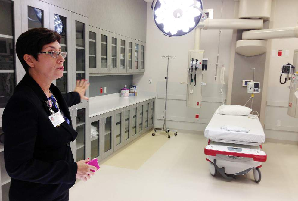 St. Tammany Parish Hospital emergency room expands _lowres