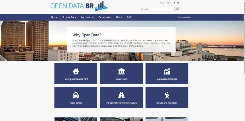 New EBR website provides public access to data on crime, employee salaries and more _lowres