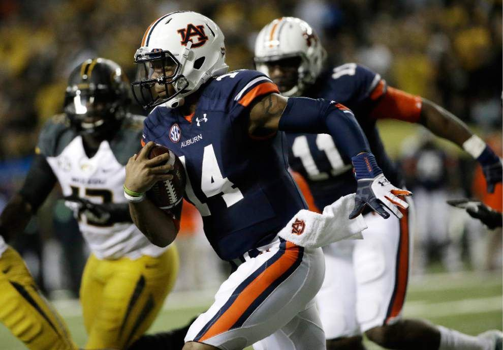 LSU defense wary of Auburn's up-tempo offense _lowres