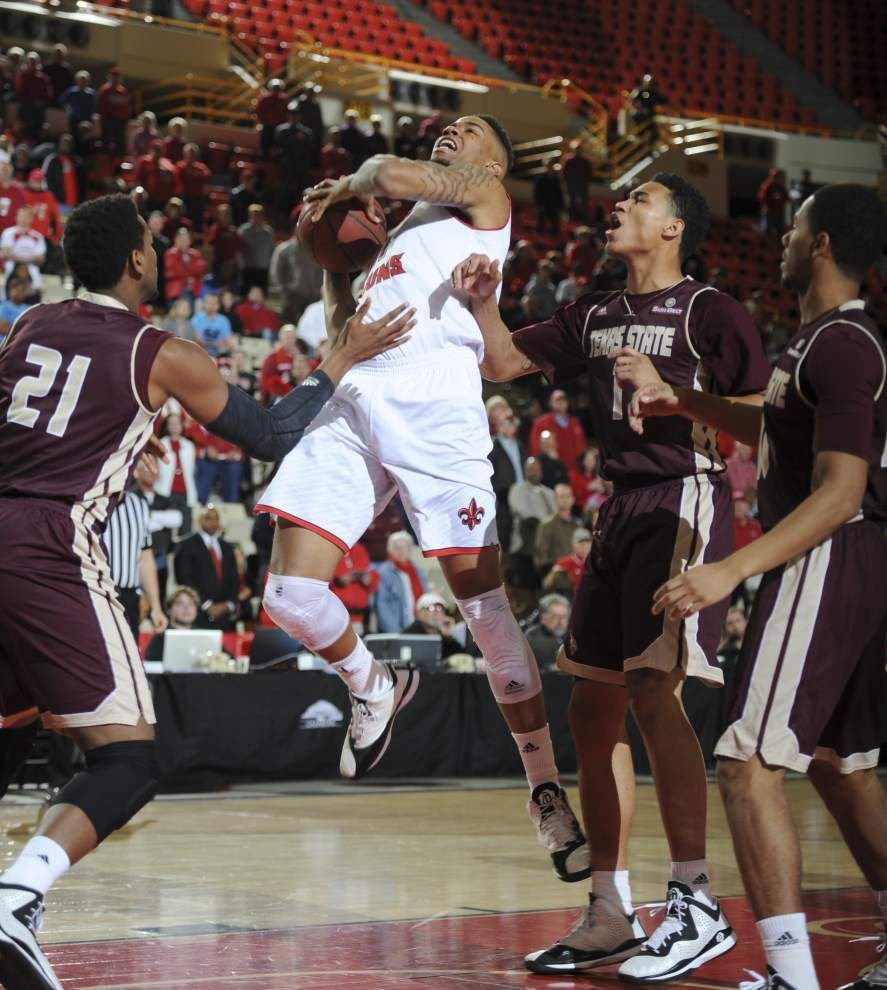 Cajuns' potential Sun Belt tourney foes couldn't be more different _lowres