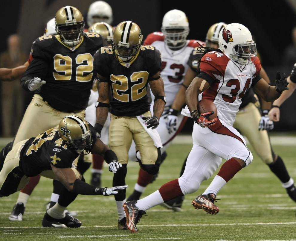 Saints sign running back Tim Hightower to reserve/future contract _lowres