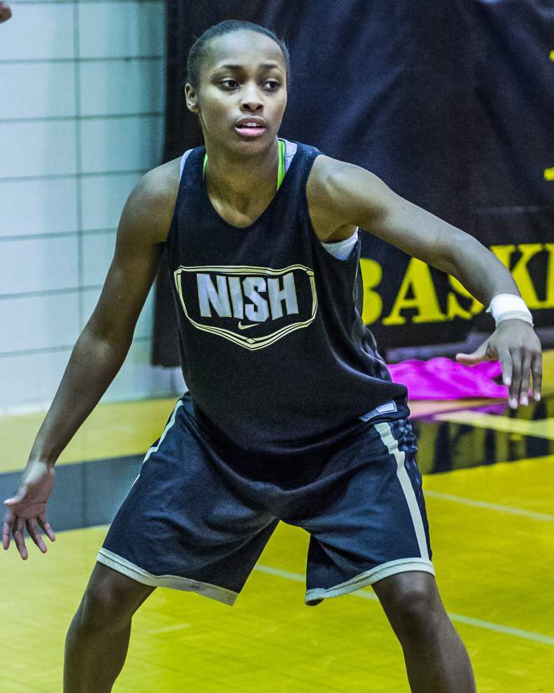 New Iberia girls have chance to be lowest seed to win Class 5A title _lowres