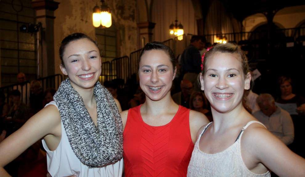 Steven Forster's Party Central: Marigny Opera House Dance Company debut _lowres