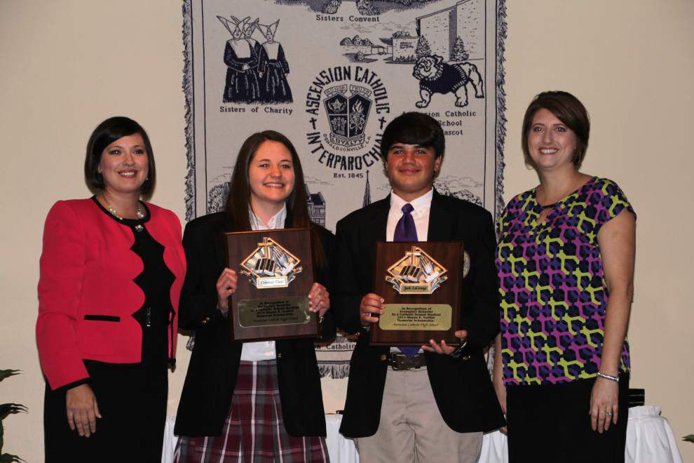 Ascension Catholic High honors 32 students _lowres
