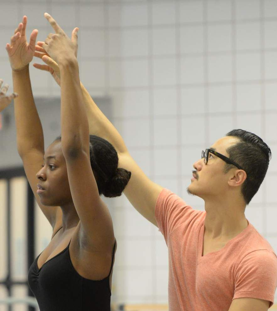Auditions set for free, high-level dance program _lowres