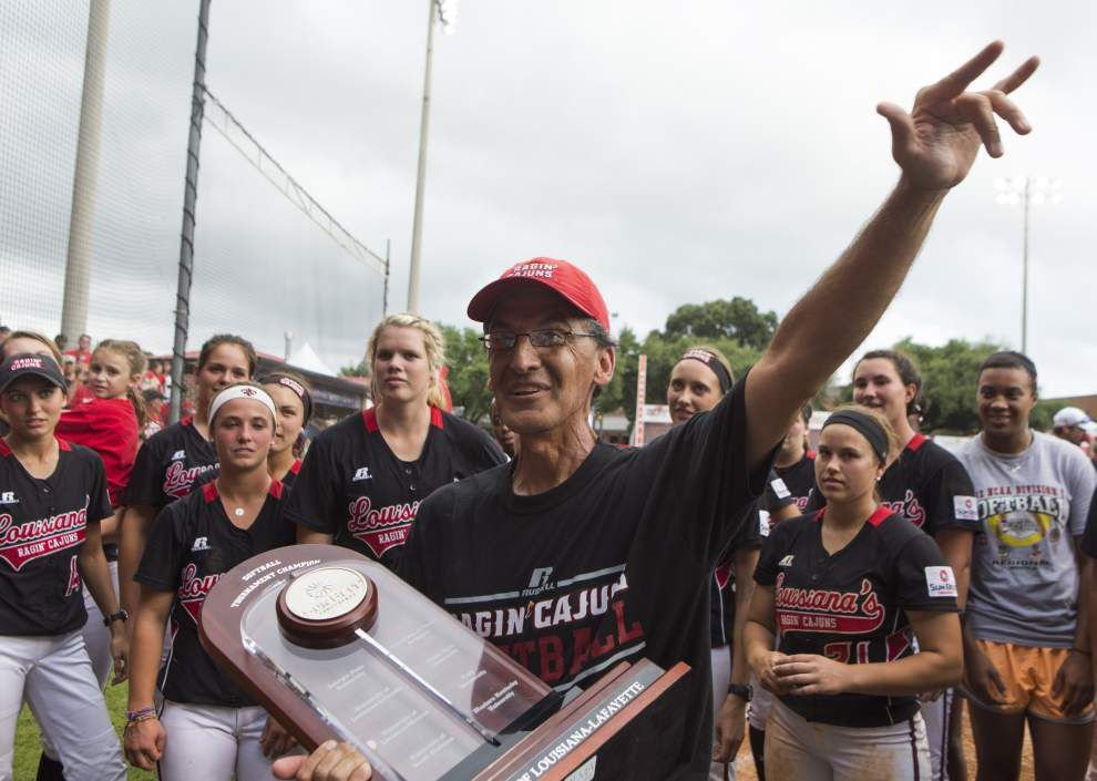 Cajuns softball draws No. 6 seed in NCAA tournament, could host super regional _lowres