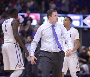 'A work in progress': LSU basketball coach Will Wade says Tigers are ready for preseason practice