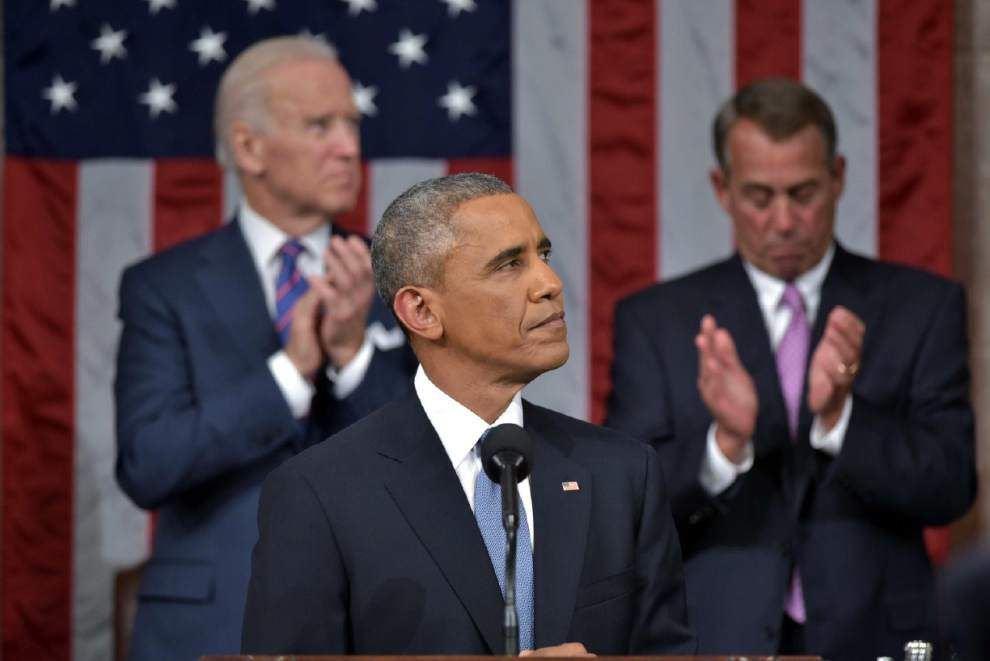 State of the Union: President sells story of U.S. economic revival _lowres