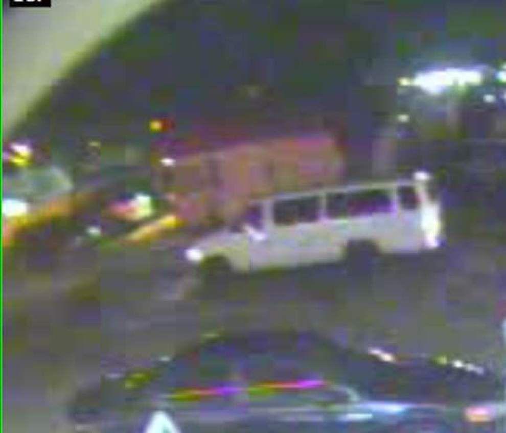 NOPD seeks van in quintuple shooting _lowres