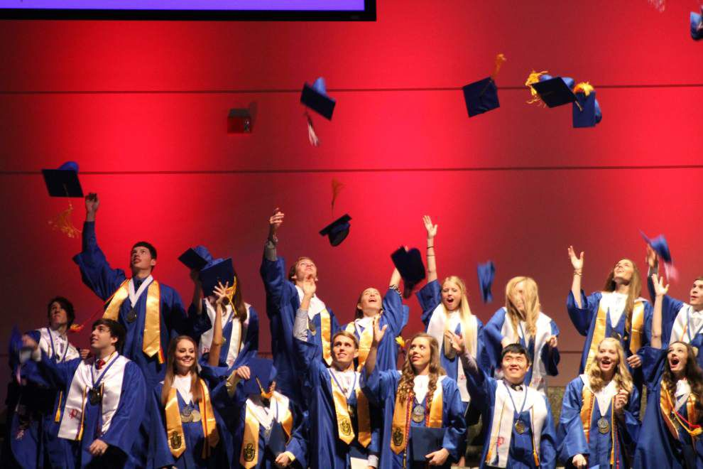 Louisiana graduation rate edged up in 2013 _lowres