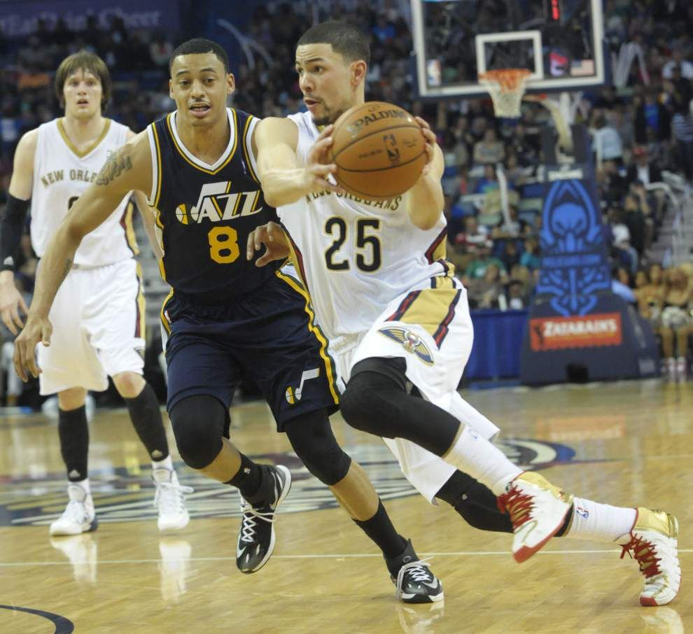 Austin Rivers out to prove Pelicans management 'wrong' for not picking up his option _lowres