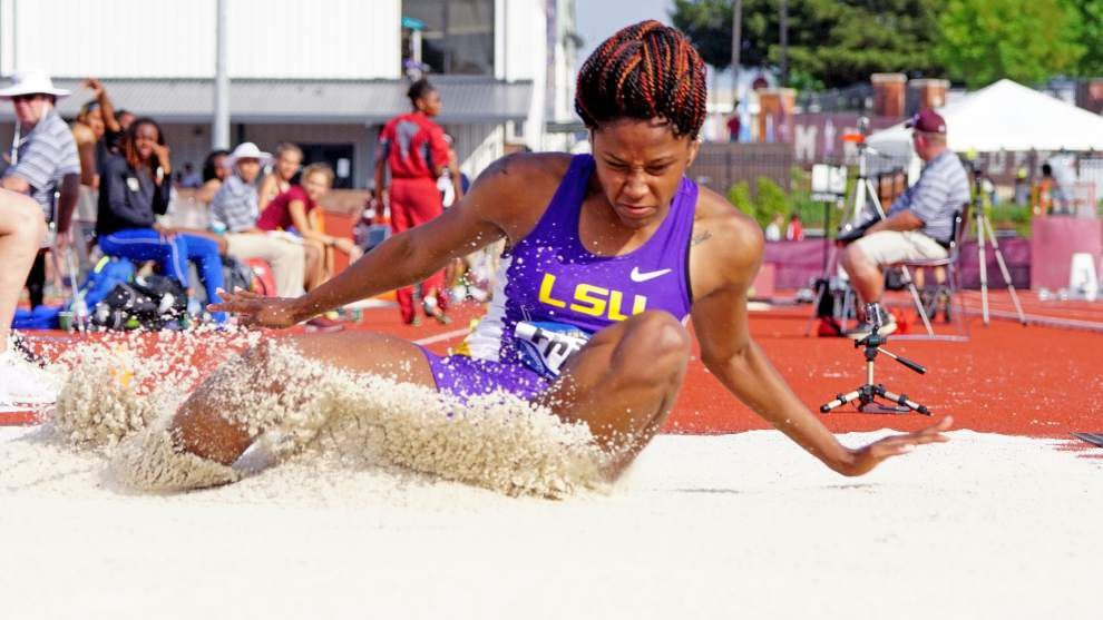 LSU has enough qualifiers to score big at NCAA meet _lowres