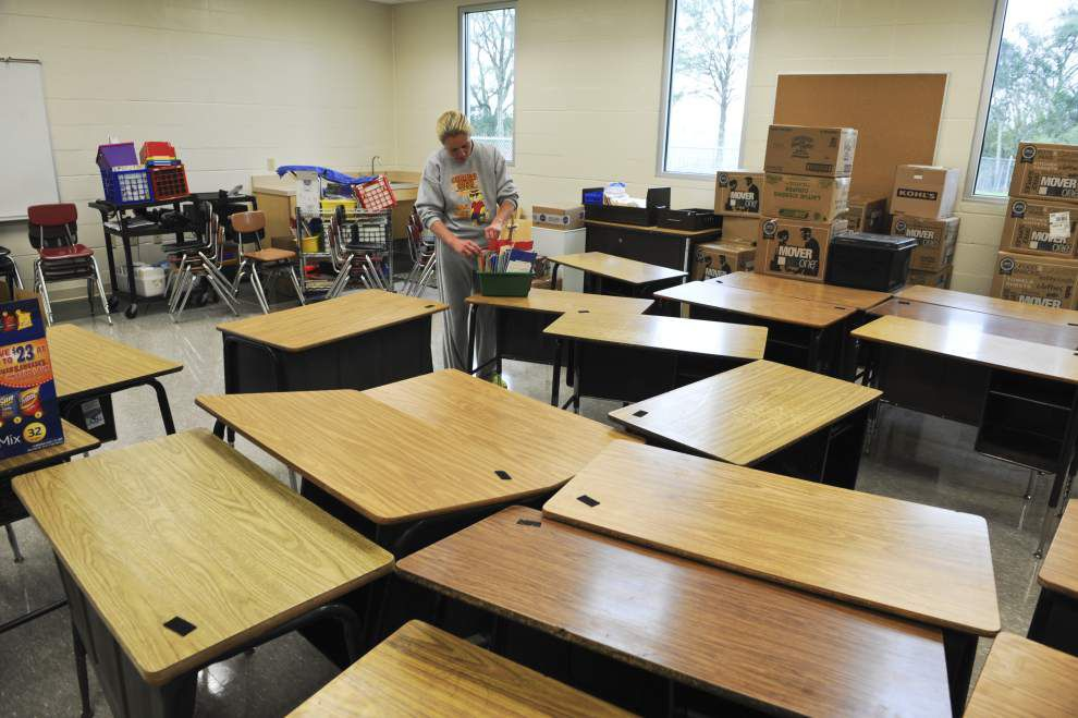 Christmas wish at Lafayette's Green T. Lindon school: new classrooms _lowres