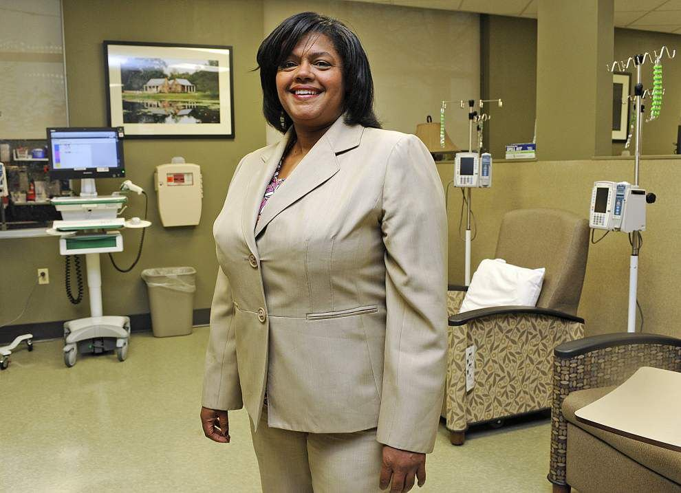 A Few Minutes With …Dr. Windy Dean-Colomb _lowres