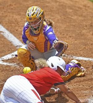 Taryn Antoine delivers game-winner as LSU softball team advances to regional final