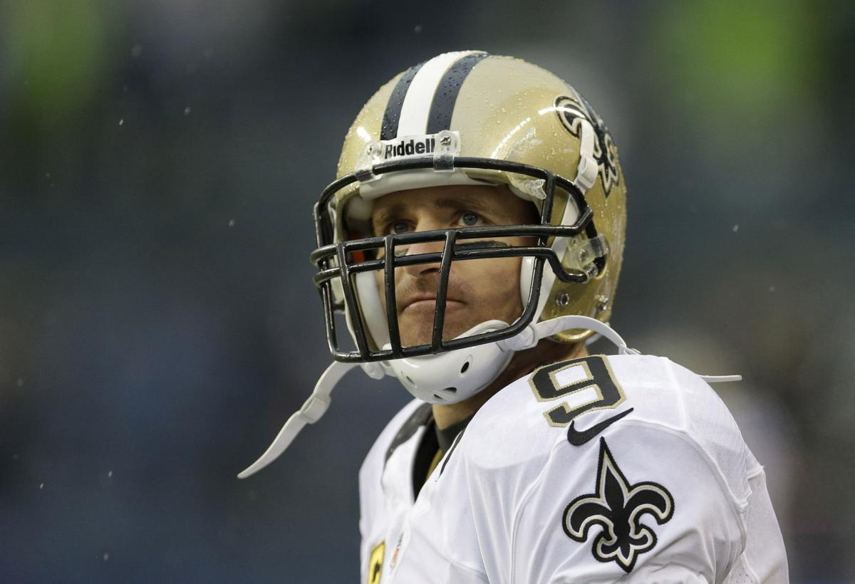Drew Brees recalls pelting Ray Nagin in the head with beads, stabbing him in the hand with scissors