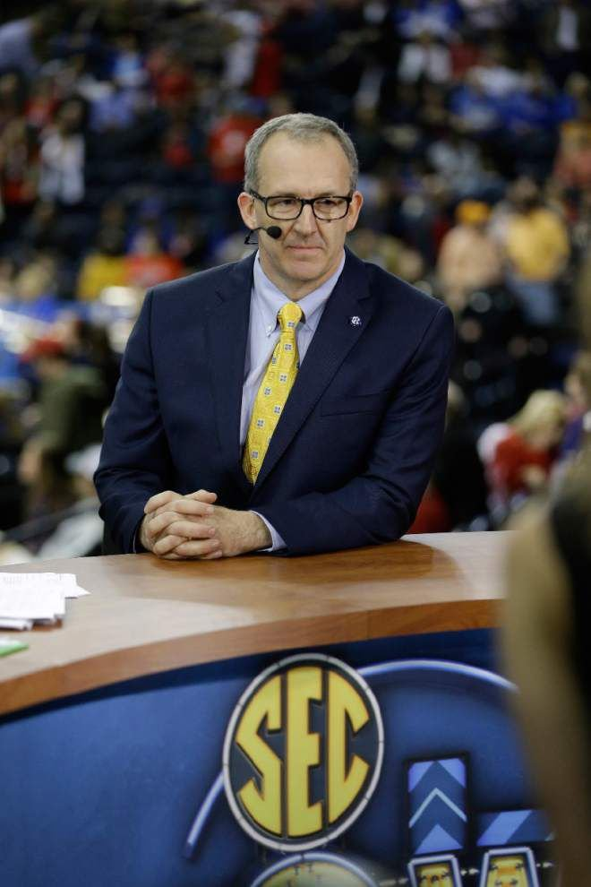 Meet Greg Sankey -- the announced successor to SEC commissioner Mike Slive _lowres